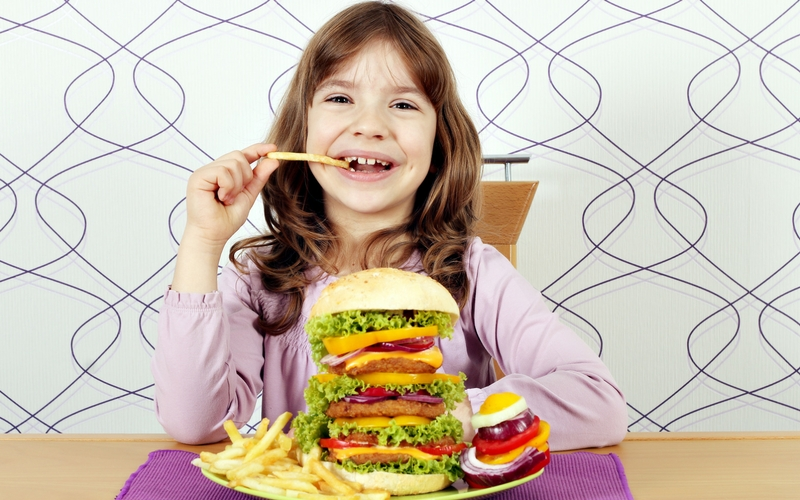 How To Help A Child Lose Weight