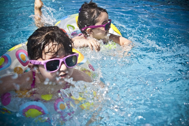 Swimming Pool Safety For Kids - How To Keep Your Pool Fun & Safe