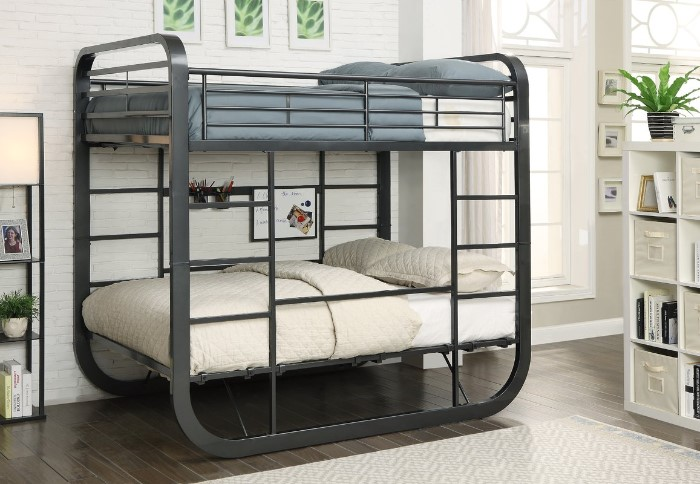 Tennyson Modern Bunk Bed - Bunk Beds For Boys